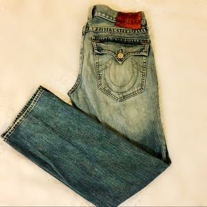 True Religion Light Rise Jeans *je-13